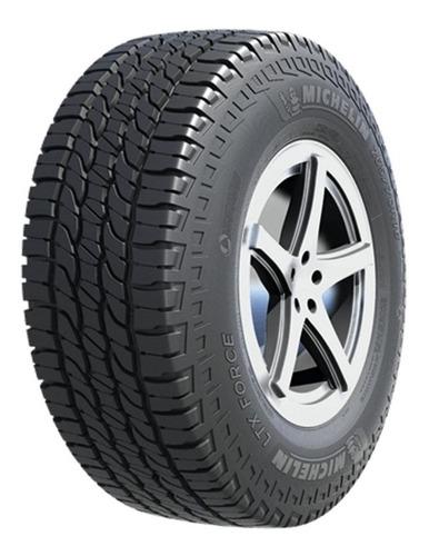 Llanta Michelin LTX Force 245/70 R16 111T