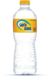 Água Mineral Santa Joana 500ml Fardo 12 Unidades