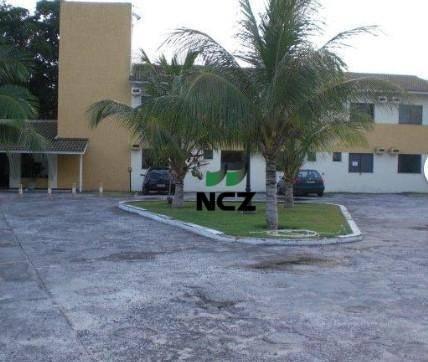 Flat Com 1 Dormitório À Venda, 42 M² Por R$ 130.000,00 - Buraquinho - Lauro De Freitas/ba - Fl0025