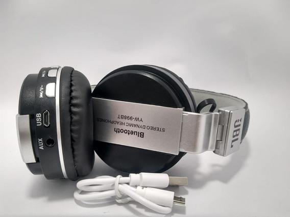 Wireless Jbl Yw 998 Bt Fone Bluetooth Stereo Headphones