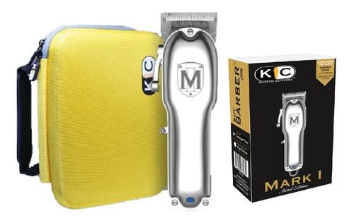 Maquina De Corte De Cabello Buy Barber Mark1 Metal C/estuche