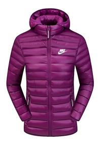 Jaqueta Corta Vento Nike Rosa Japona Feminina