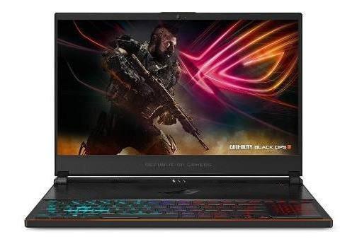 Notebook Asus Rog Gaming Zephyrus Gx531gs-ah76 I7-8750h