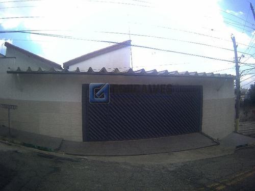 Venda Casa Terrea Santo Andre Vila Palmares Ref: 140713 - 1033-1-140713