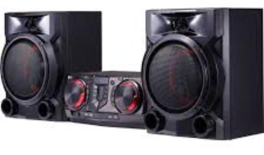 Mini Sistem 810 W Preto 2 Messe De Uso