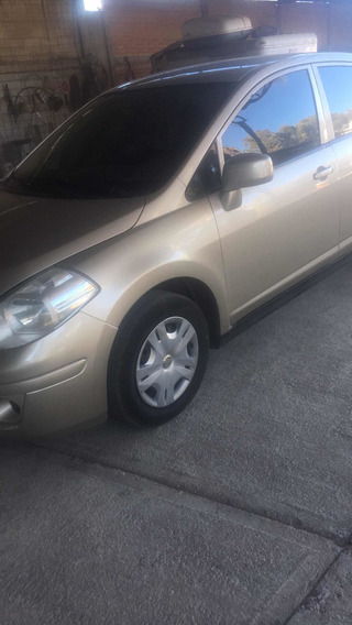 Nissan Tiida 1.8 Emotion At 2012