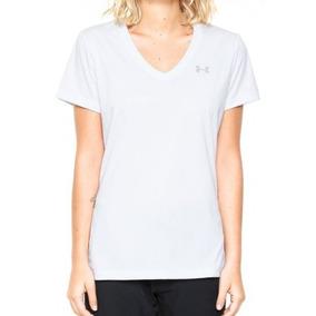 6a313b8d386 Camiseta Under Armour Gola V - Camisetas e Blusas no Mercado Livre ...