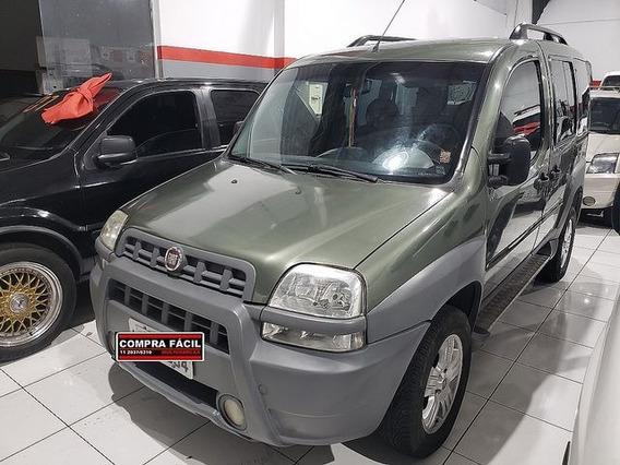 Fiat Doblo 1.8 Mpi Advent 8v - Aceito Troca 2009