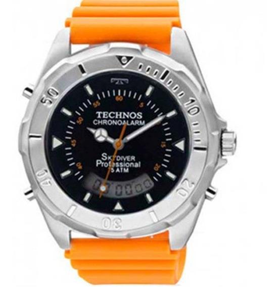 Relógio Technos Skydiver T20562/8l