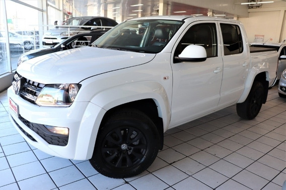Amarok 2.0 Trendline 4x4 Cd 16v Turbo Intercooler Diesel 4p