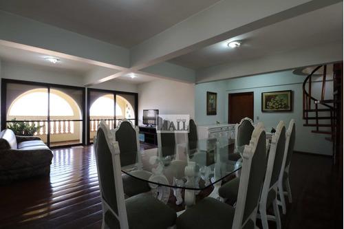 Imagem 1 de 30 de Apartamento Com 4 Dorms, Centro, São José Do Rio Preto - R$ 620 Mil, Cod: 7180 - V7180