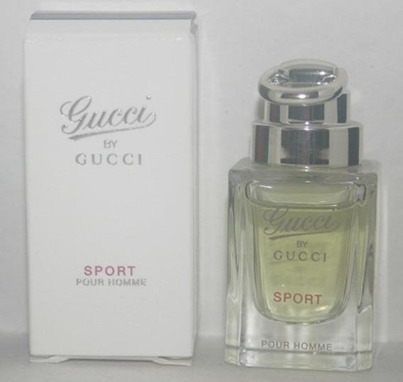 Miniatura De Perfume: Gucci By Gucci Sport Pour Homme - 5 Ml
