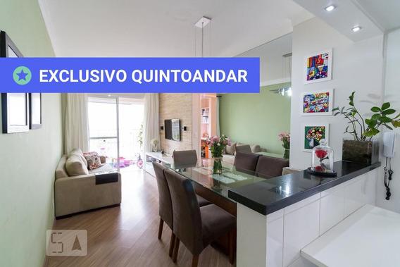 Apartamento No 3º Andar Com 2 Dormitórios E 1 Garagem - Id: 892973950 - 273950