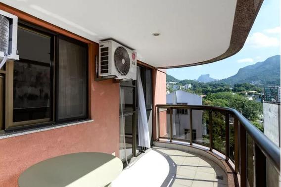 Leblon - Adalberto Ferreira, Apartamento Luxo 100m2 Salão, 2 Quartos (suite0 Dependencias, Vaga, Lazer Total, Piscina. - Ap8102