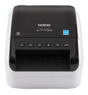 Impresora De Etiquetas Brother Ql 1110 Nwb