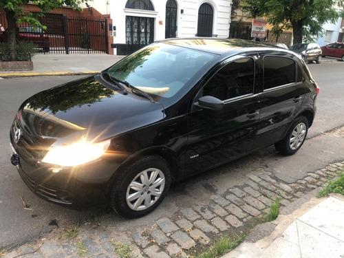 Volkswagen Gol Trend 1.6 Pack I 101cv 113.000 Km Negro