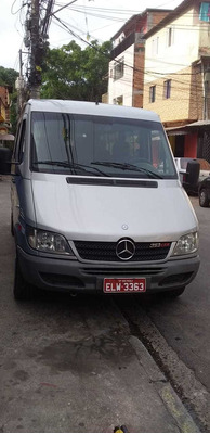 Mercedes-benz Sprinter Van 2.2 Cdi 313 Executiva 5p 2012