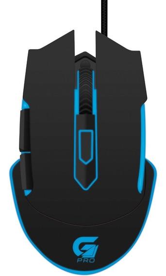 Mouse Gamer Fortrek M5 Rgb 4800dpi 6 Botões Macro Huano Usb