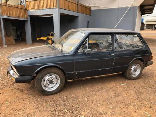 Imagem 1 de 4 de Volkswagen Brasília L