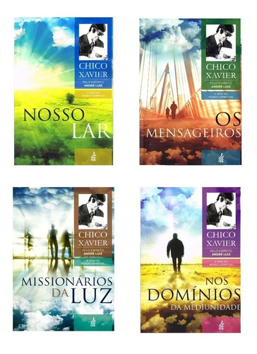 Nosso Lar , Nos Dominios Da Mediunidade, Missionarios Luz ..