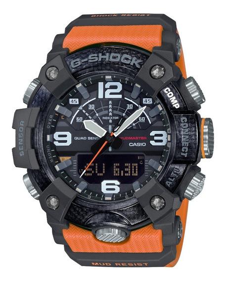 Relógio Casio G-shock Gg-b100-1a9 Mudmaster