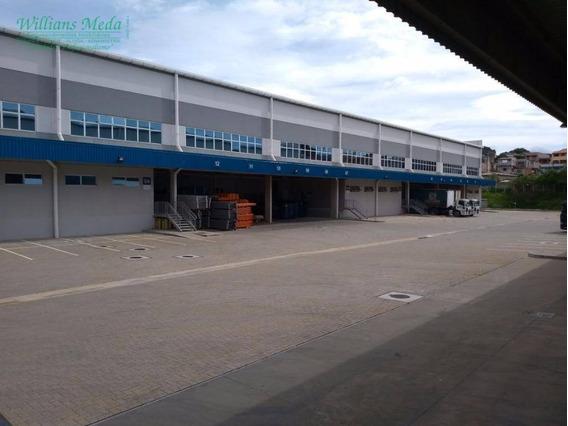 Galpão Industrial Para Locação, Bonsucesso, Guarulhos. - Ga0172