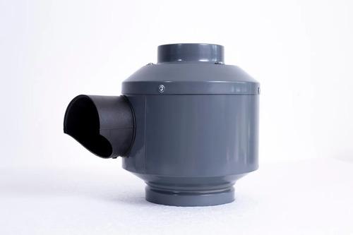 Motor Extractor Exterior Campana Cocina Emv Ø 4 PuLG 100 Mm 10 Cm Salida Direccional