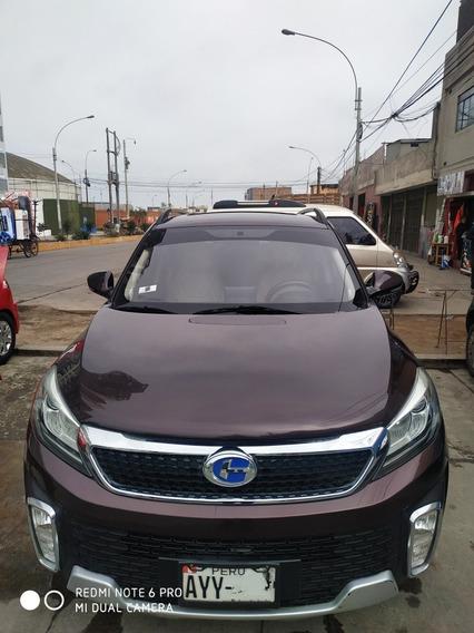 Camioneta 2,017 De Lujo Changhe Suv Q35 -ocasion $ 9,999