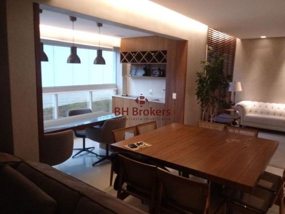 Excelente Apartamento De 03 Quartos No Vila Da Serra - 7798