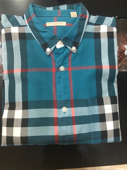 Camisa Manga Larga Burberry Brit