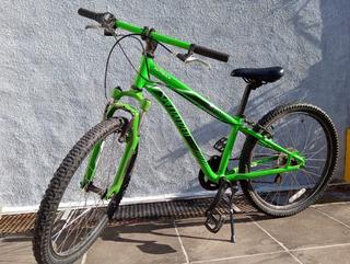 Bicicleta Specialized Hotrock Rod 24 Mod 2013