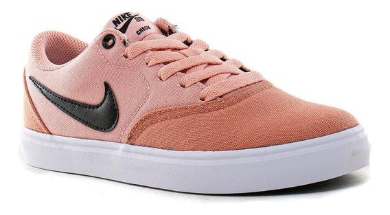 Zapatillas Nike Sb Check 202 Terra Blush Solarsoft