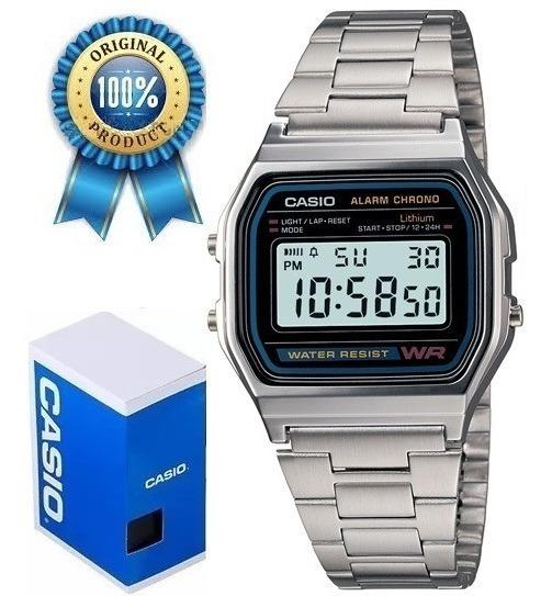 Reloj Casio Retro Vintage A158 Wea1