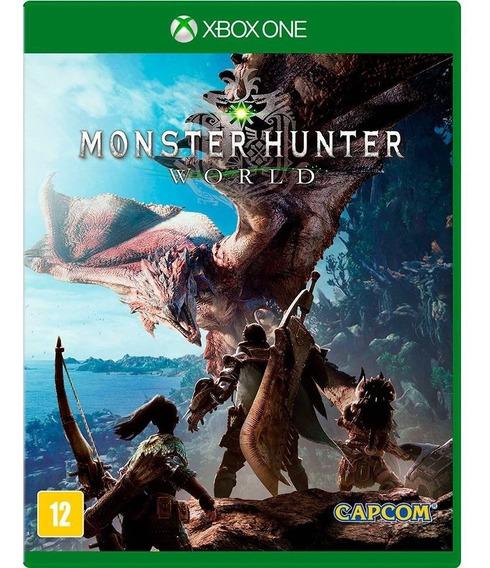 Monster Hunter: World | Mídia Física | Novo | Frete Grátis