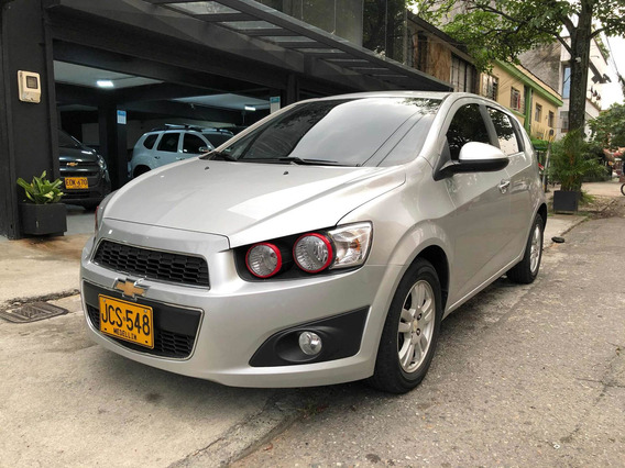 Chevrolet Sonic Lt Mc 2016