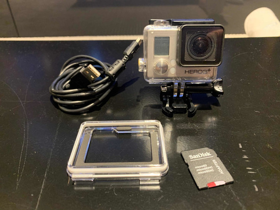 Go Pro Hero 3+ Silver Edition 32gb