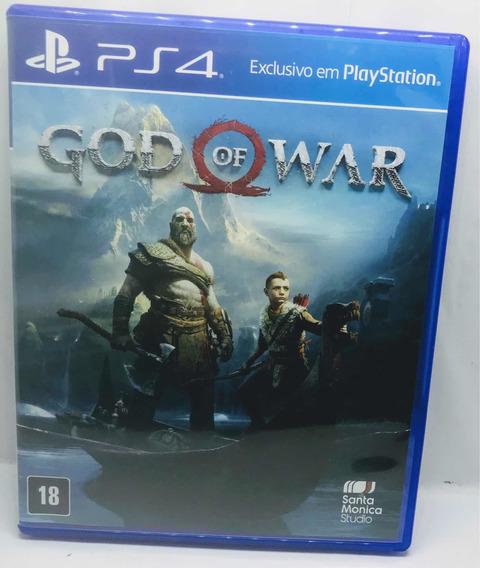 God Of War Ps4 Português Alemão Games
