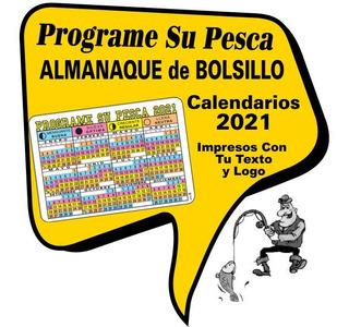 Calendario Pesca en Mercado Libre Argentina