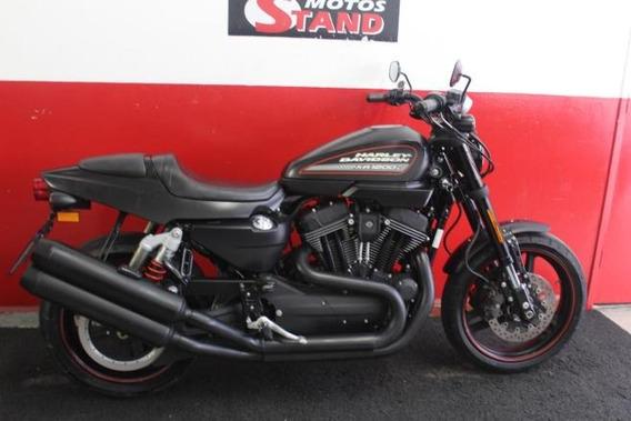 Harley Davidson Sportster Xr 1200 X 1200x 2012 Preta Preto