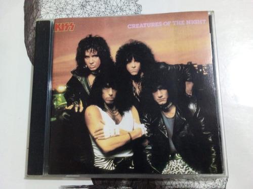 Creatures Of The Night - Kiss - Mercury - Cd Argentina - U