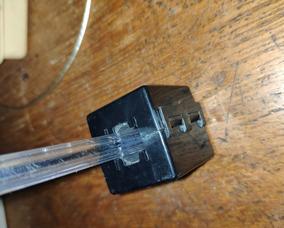 Nucleo Ferrite Toroidal De 3 Cm X 3 Cm