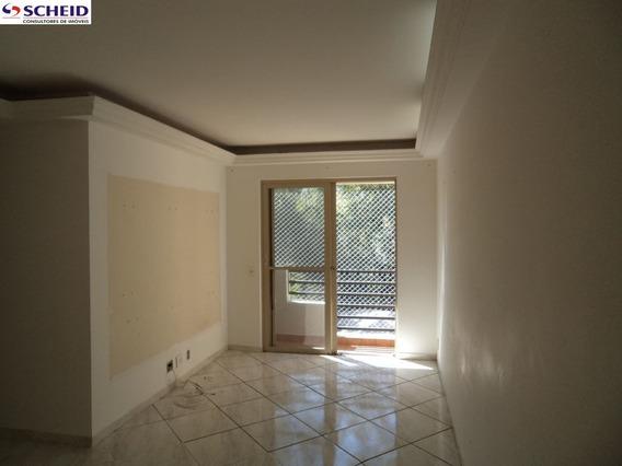 Apartamento No Jardim Marajoara. - Mr67492