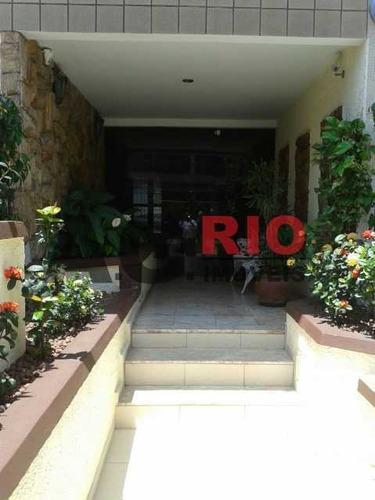 Apartamento-à Venda-vila Valqueire-rio De Janeiro - Agv22721