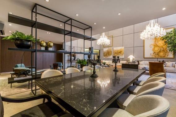 Apartamento Em Itaim Bibi, São Paulo/sp De 279m² 4 Quartos À Venda Por R$ 8.755.679,00 - Ap275120
