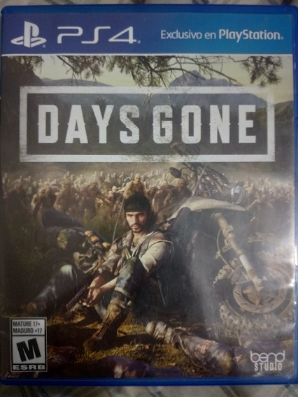 Days Gone Juego Ps4