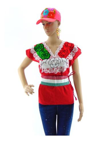 Blusas Artesanales 6 Pzs