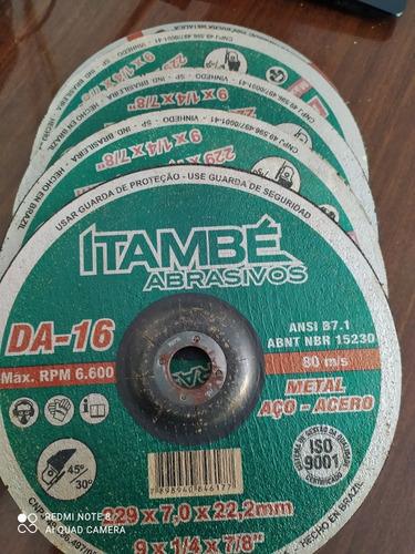 Disco Desbaste 9