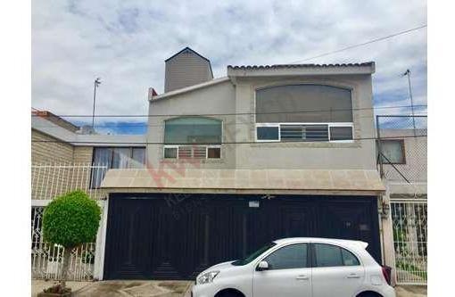 Casa En Venta Narciso Mendoza Residencial Villa Coapa