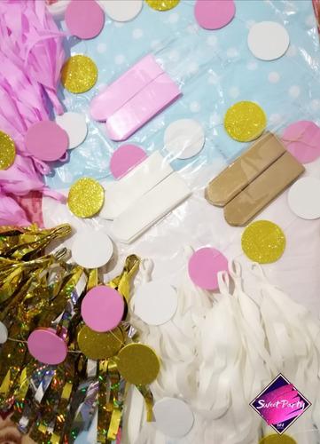 Imagen 1 de 10 de Kit Decoración I Love My Decoration.