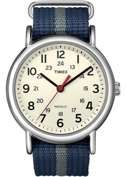 Relógio Timex - Weekender - T2n654ww/tn